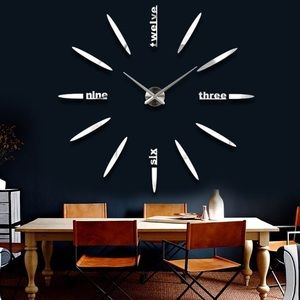 Other - Decorative 3D Quartz Wall Clock